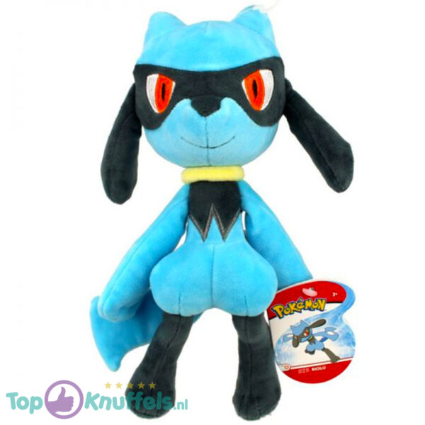 Pokemon Riolu Pluche Knuffel 20 cm