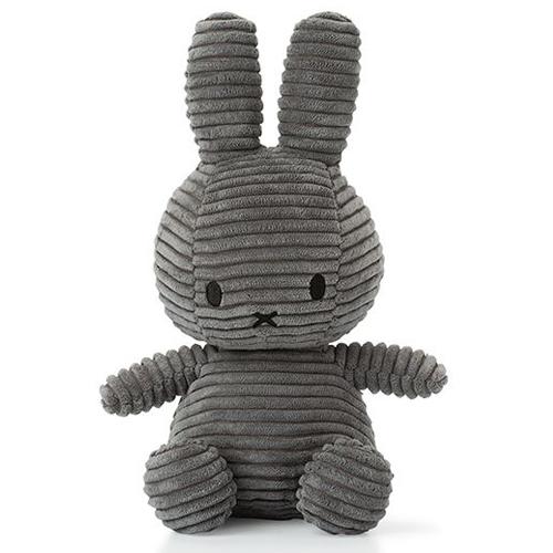 Nijntje knuffel grijs (24 cm)