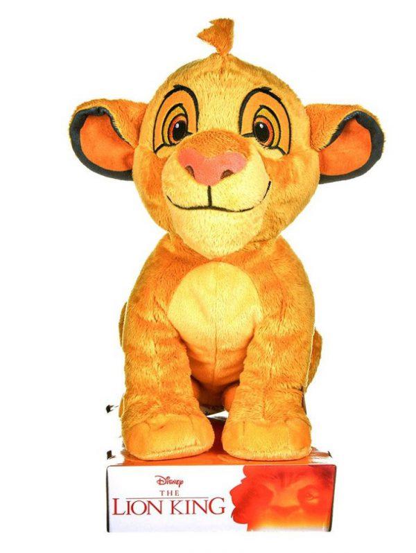 Disney Lion King Jonge Simba Pluche Knuffel