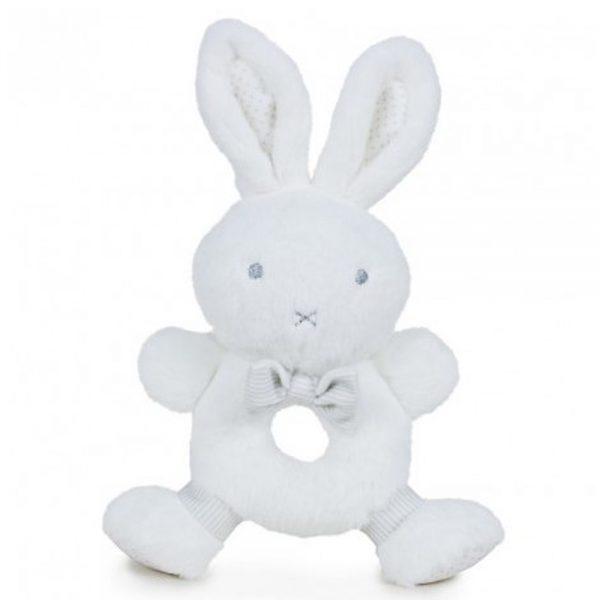 Bonnie pluche konijn rammelaar 22cm