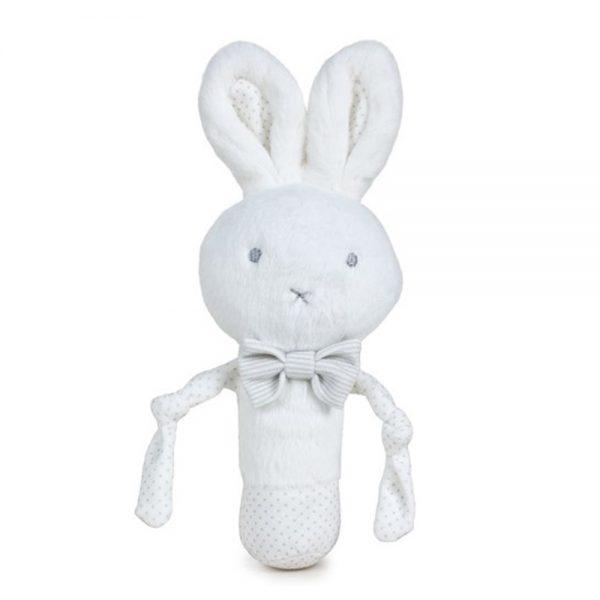 Bonnie pluche konijn squeaker 22cm