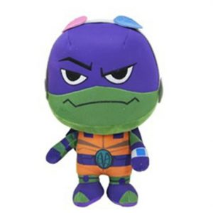 Ninja Turtle Donatello Pluche knuffel 28 cm