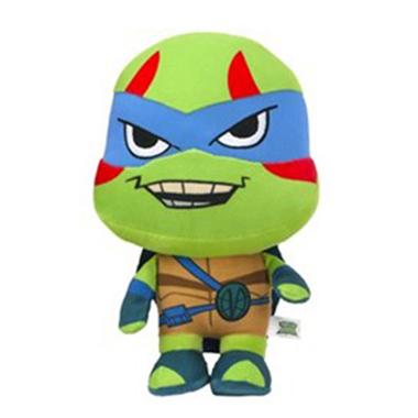 Ninja Turtle Leonardo Pluche knuffel 28 cm