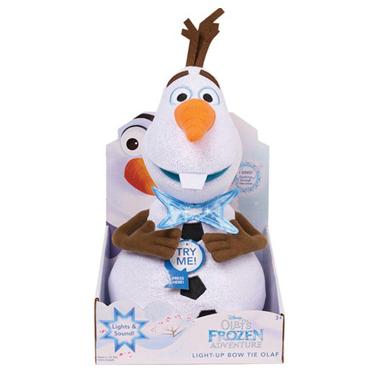 Disney Olaf's Frozen Adventure knuffel 30 cm