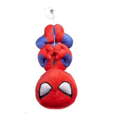 Spiderman hangend Pluche S3 knuffel 30 cm