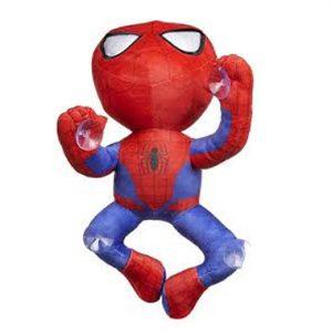 Spiderman pluche knuffel klimmend 30 cm