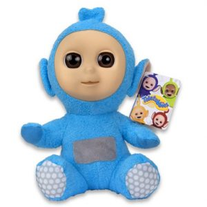 Teletubbies Blue Baa. Afmeting 24 cm