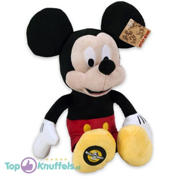 Disney Pluche Mickey Mouse 90th Anniversary 22 cm