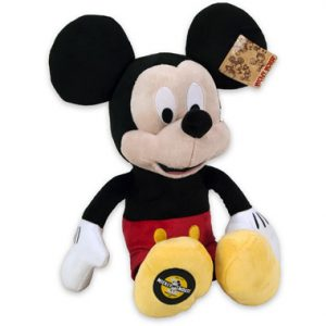 Disney Pluche Mickey Mouse 90th Anniversary 22 cm