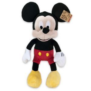 Disney Pluche Mickey Mouse 90th Anniversary 43cm
