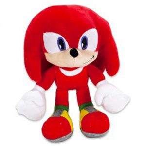 Sonic the Hedgehog knuffel Pluche Knuckles 30 cm