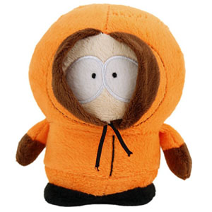 South Park Kenny Pluche 19,5cm