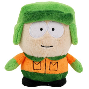 South Park Kyle Broflovski Pluche 19,5cm