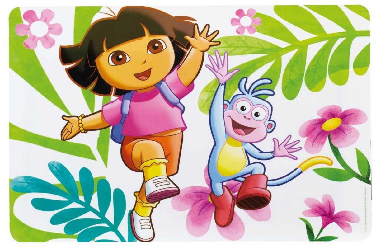 De leukste Dora knuffels vind je op TopKnuffels.nl