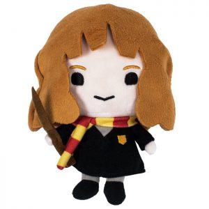Harry Potter - Pluche Hermelien Griffel. Afmeting 15cm