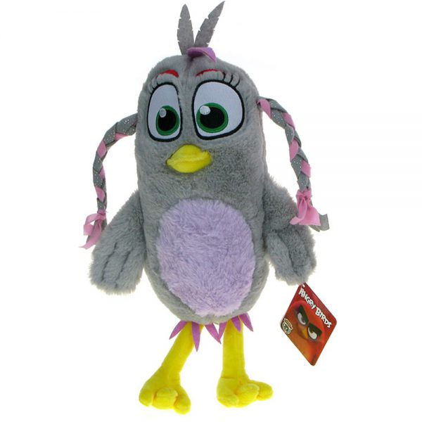 Angry Birds Friends (grijze vogel) 28cm