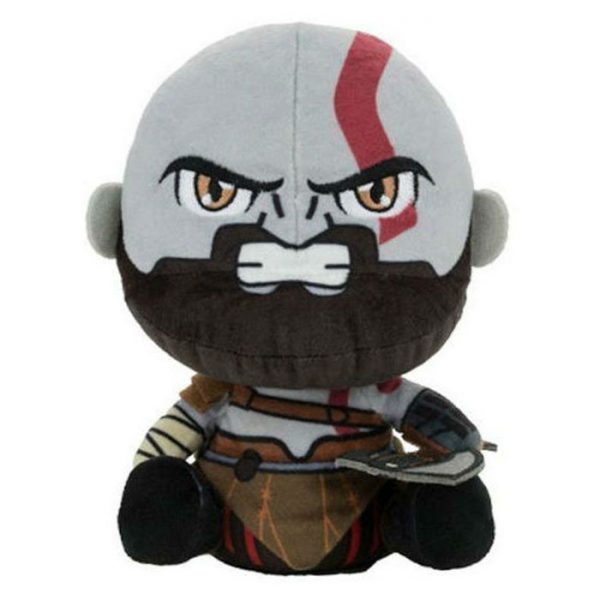 God of War - Pluche Kratos Subbins 18cm