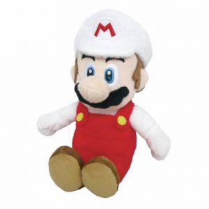 Pluche Fire Mario, Super Mario Bros 25 cm
