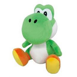 Pluche Yoshi, 21 cm