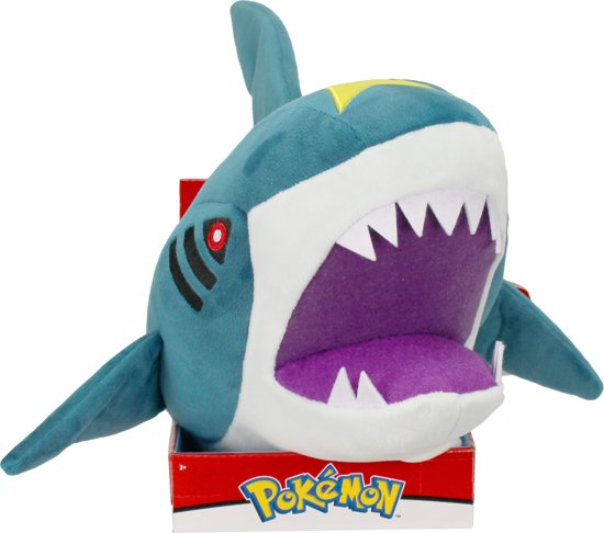 Pokémon Pluche - Sharpedo 30 cm