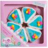 Sweet & Easy Pluche Taart 19x19 cm