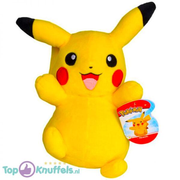 Pokémon Pikachu Hupje Pluche Knuffel 25 cm