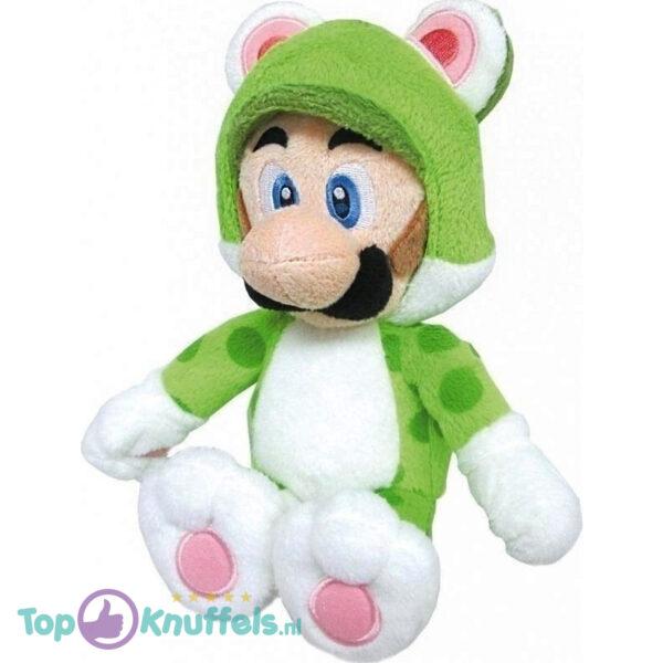 Luigi Bross Plush Power Knuffel Yoshi 30CM