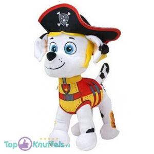 Paw Patrol Piraten Knuffel Marshall 28cm