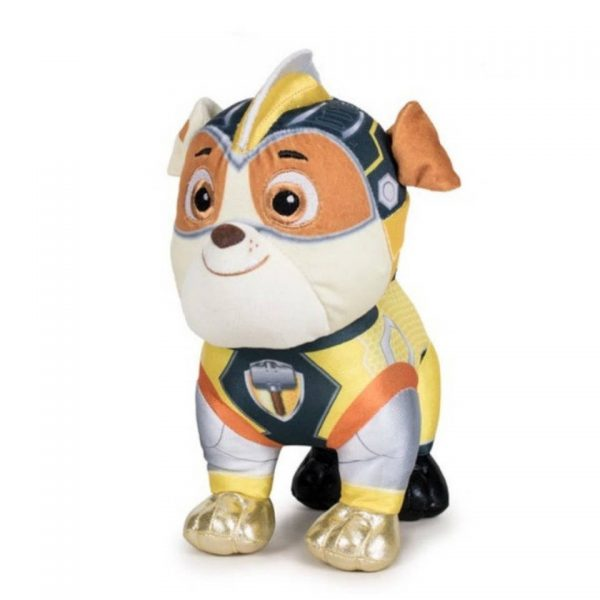 Paw Patrol Knuffel Rubble