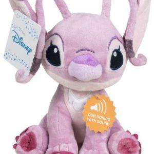 Disney Lilo & Stitch Pluche Knuffel Angel Met Geluid 30CM