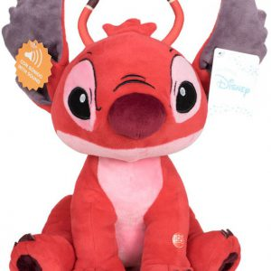 Disney Lilo & Stitch Pluche Knuffel Leroy Met Geluid 30CM