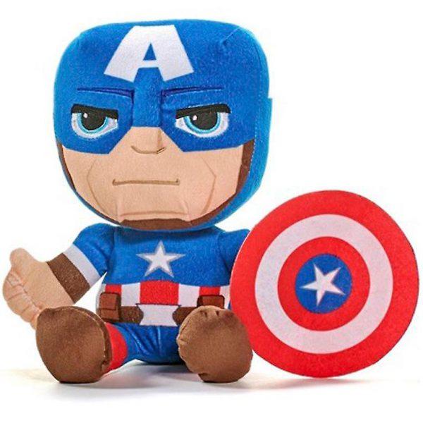 Marvel Avengers Captain America Pluche Knuffel 40cm