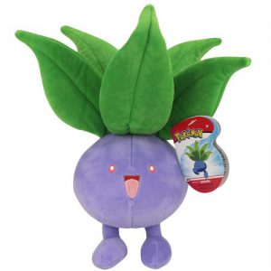Pokemon Oddish Pluche Knuffel 20cm