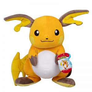 Pokémon Pluche - Raichu 30 cm