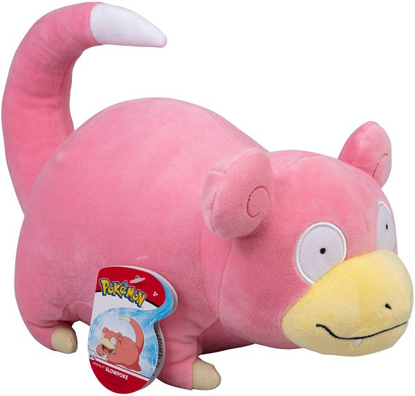 Pokémon Pluche - Slowpoke 30 cm