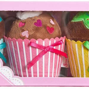Sweet & Easy Pluche Muffins 10x23cm Knuffel