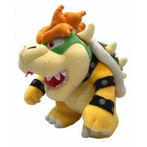 Mario Bros Bowser Knuffel 25cm