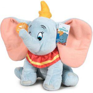 Disney Dumbo Pluche Knuffel Met Geluid 30CM