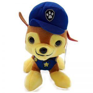 PAW Patrols - Pup Pals Chase - Pluche Knuffel 25cm