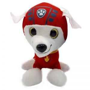 PAW Patrols - Pup Pals Marshall - Pluche Knuffel 25cm