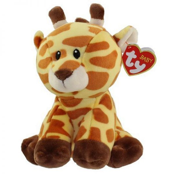 Ty Plush Giraffe Gracie Knuffel 17CM