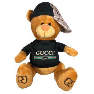 Designer Knuffel Gucci Beer 30CM