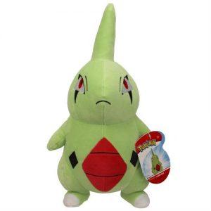 Pokemon Larvitar Pluche Knuffel 20cm