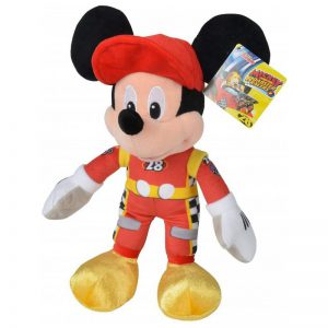 Disney Roadster Racers Pluche knuffel Mickey Mouse 25cm