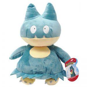 Pokemon Munchlax Pluche Knuffel 20cm