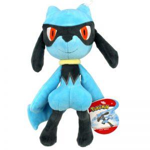 Pokemon Riolu Pluche Knuffel 20cm