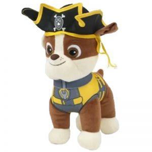 Paw Patrol Piraten Knuffel Rubble 28cm