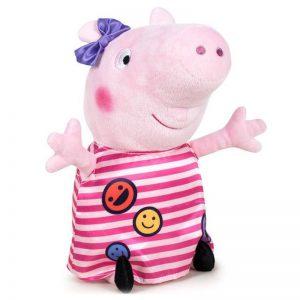 Peppa Pig Smiley Pluche Knuffel 31cm