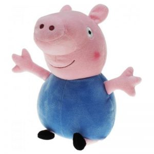 Peppa Pig George Pluche Knuffel 20cm