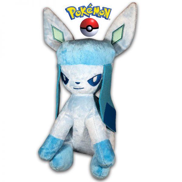 Pokémon Pluche Knuffel - Glaceon 25cm